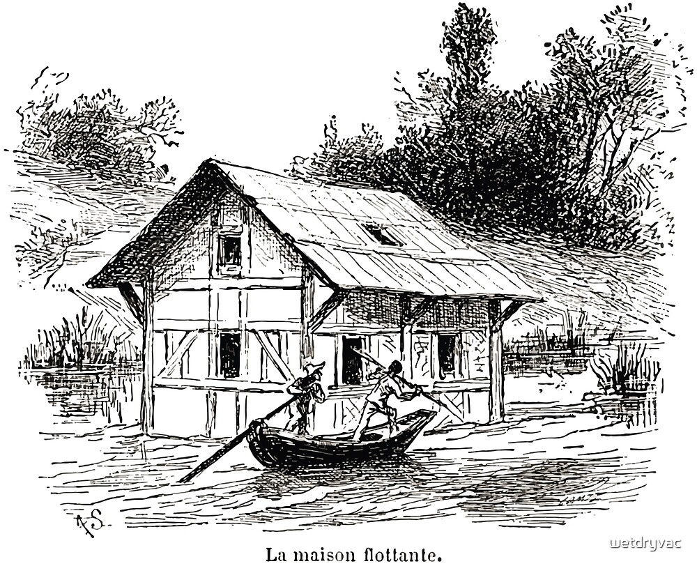 Achille Sirouy Mark Twain Les Aventures de Huck Huckleberry Finn illustration p066 by wetdryvac
