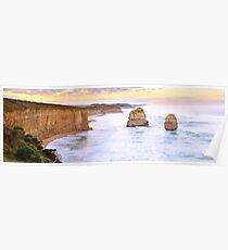 Gibson's Beach Dawn, Great Ocean Road, Australia Poster
