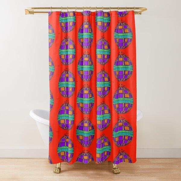TELSTAR 1.6 Shower Curtain