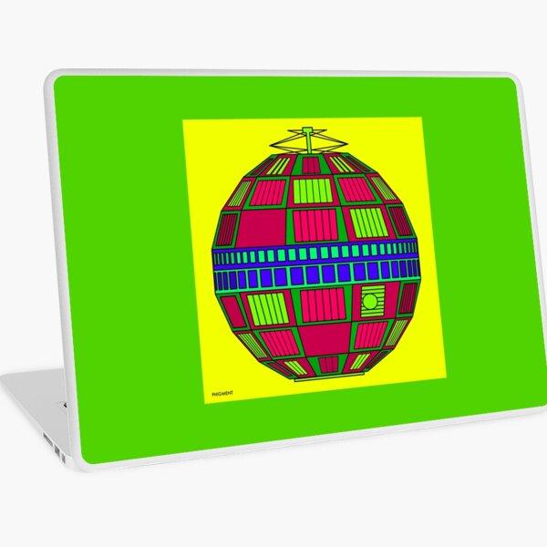 TELSTAR 1.7 Laptop Skin