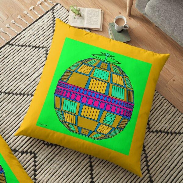 TELSTAR 1.8 Floor Pillow
