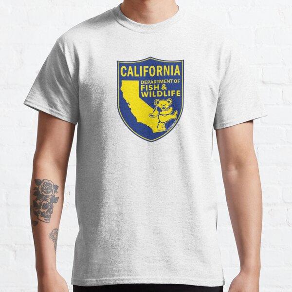 California Fish & Wildlife Deadheads Unite! Classic T-Shirt