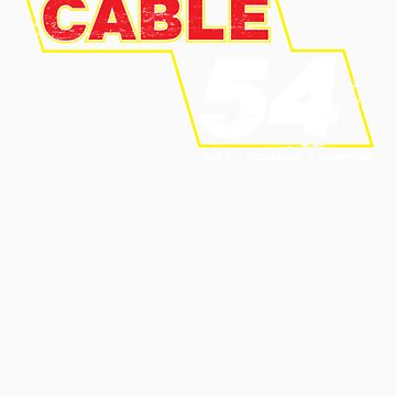 Cable 54 by superiorgraphix