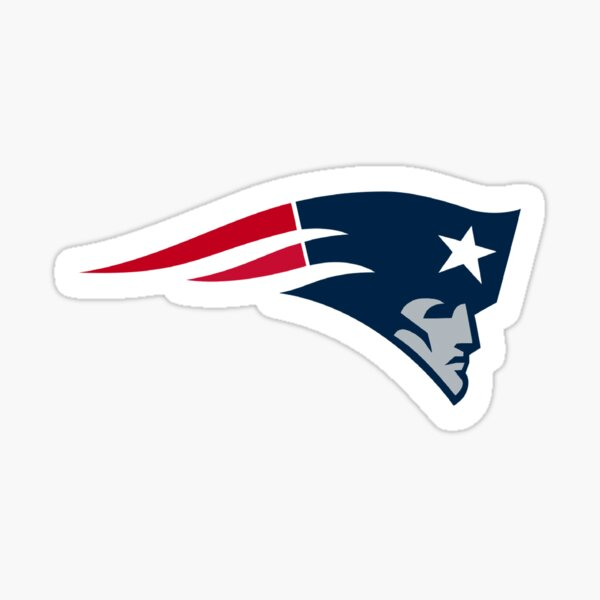 Patriots logo Sticker