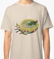 The Last Man on Earth - Margarita Pool Classic T-Shirt