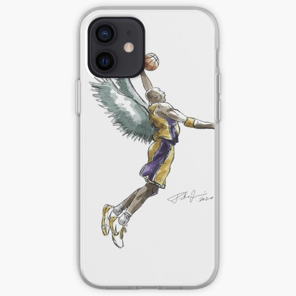 God Bless you KOBE iPhone Soft Case