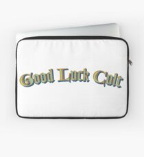 Good Luck Cult Laptop Sleeve
