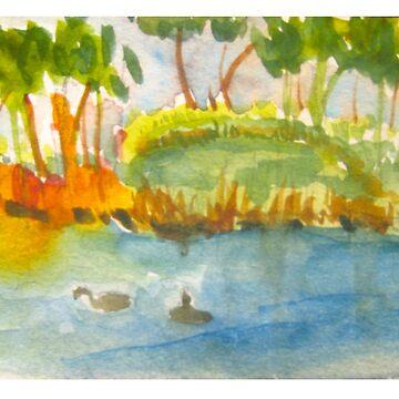 Barwon Ducks by nikscott