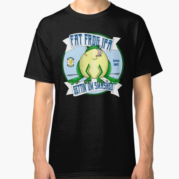 Fat Frog IPA Classic T-Shirt