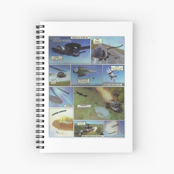 Soames Comic! Spiral Notebook