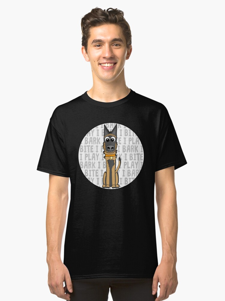 Alternate view of Maligator Classic T-Shirt