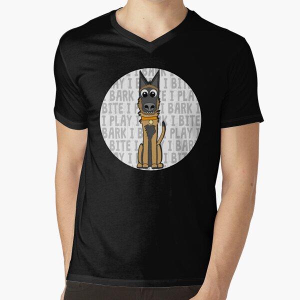 Maligator V-Neck T-Shirt