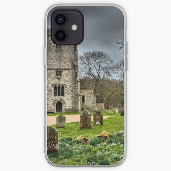 Before the storm Challock iPhone Soft Case