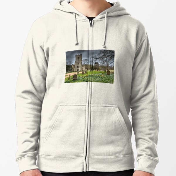 Before the storm Challock Zipped Hoodie