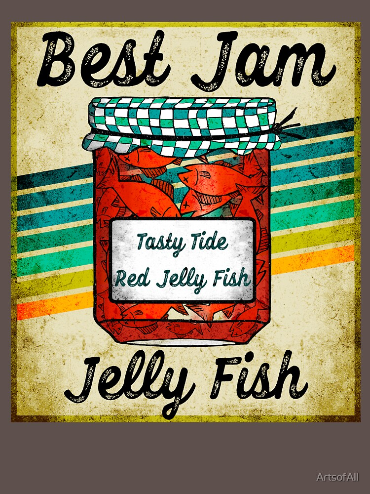 Best Jam Jelly Fish by ArtsofAll