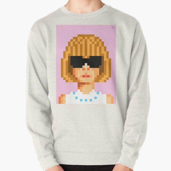 Her bob Pullover Sweatshirt