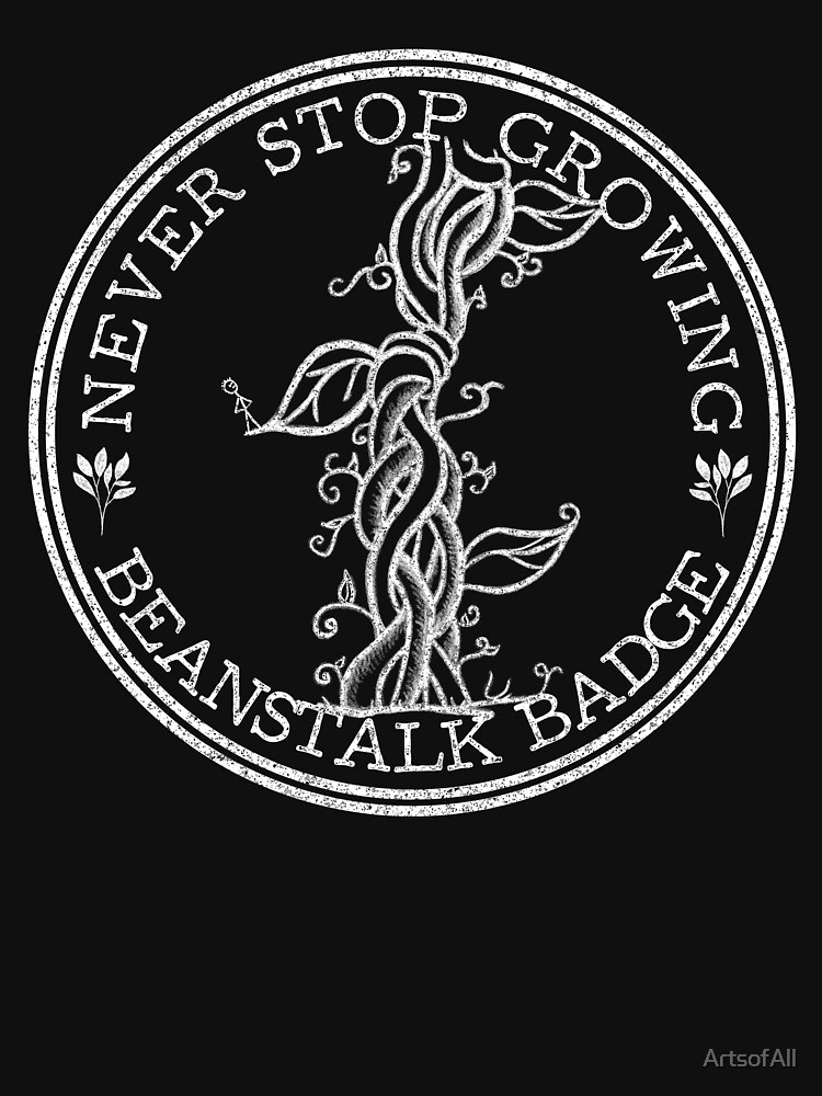 Beanstalk Badge by ArtsofAll
