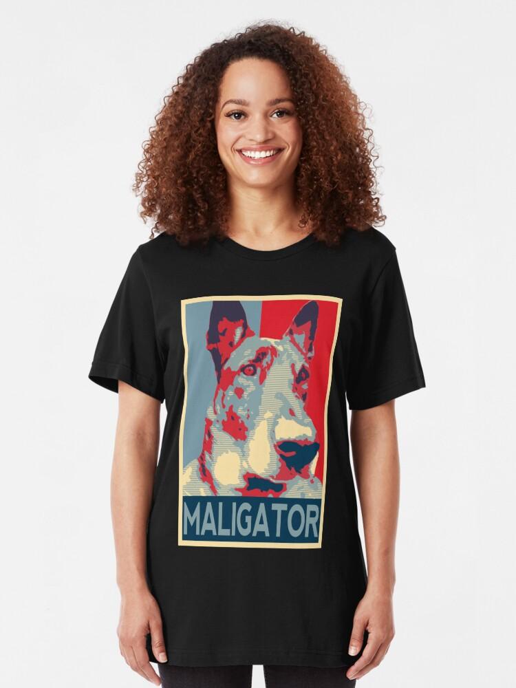 Alternate view of Mali-Poster Slim Fit T-Shirt