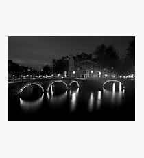 Amsterdam - Leidsegracht Photographic Print