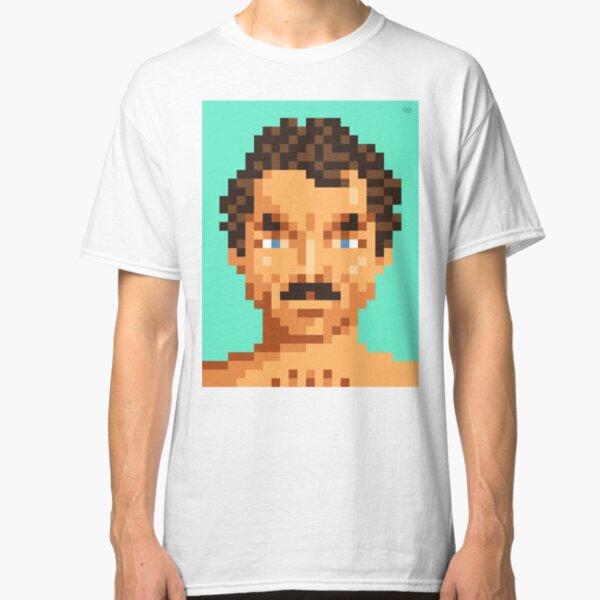His mustache Classic T-Shirt