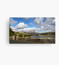 Mount Errigal Metal Print
