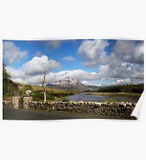 Mount Errigal Poster