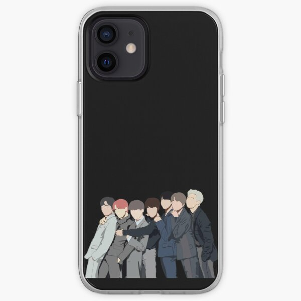 BTS Map of Soul: Persona design iPhone Soft Case