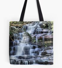 Top Falls - Somersby, Brisbane Waters National Park NSW Australia Tote Bag