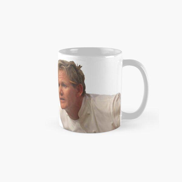 Angry Gordon Ramsay meme Classic Mug