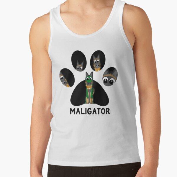 The Pawfect Maligator Tank Top