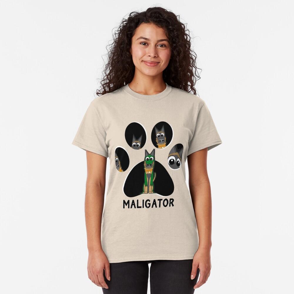The Pawfect Maligator Classic T-Shirt