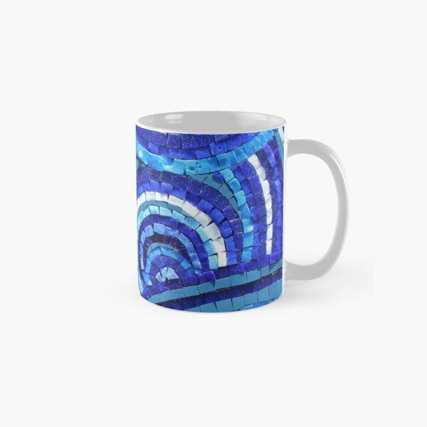 Mosaic art by Sue Kershaw Starry Eyed Classic Mug