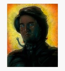 Paul Muad'Dib  Photographic Print