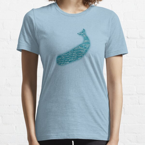 Whale Philosophy Essential T-Shirt