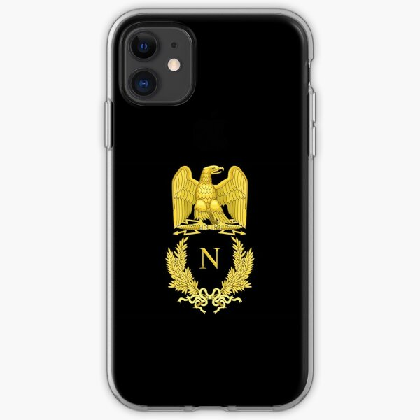 Napoleon Bonaparte Emperor of the French iPhone Soft Case