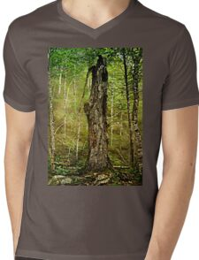 Where there is life, there is magic Mens V-Neck T-Shirt