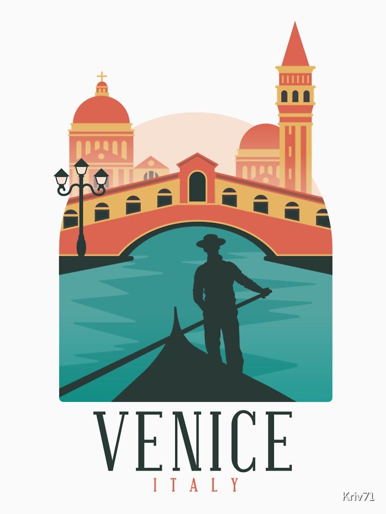 Venice skyline by Kriv71