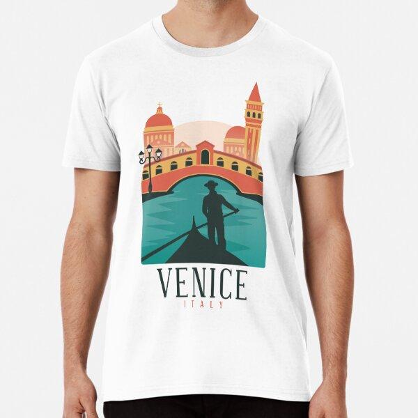 Venice skyline Premium T-Shirt
