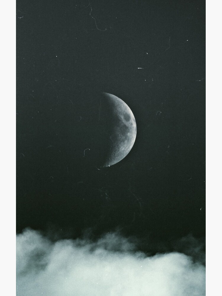 The Moon by Gugu84