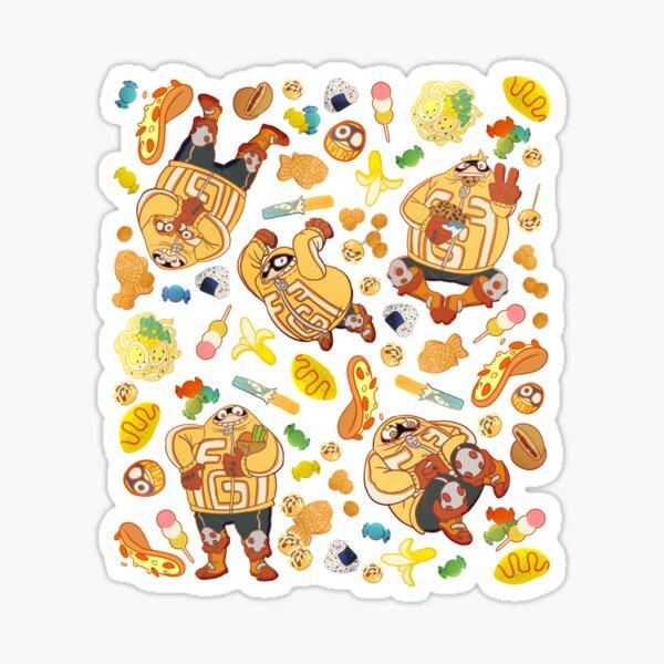BNHA! Fat Gum! Sticker
