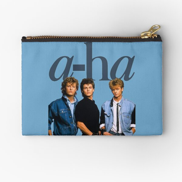 a-ha Zipper Pouch
