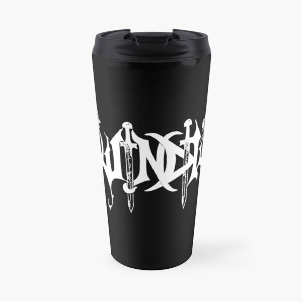 Windir Black Metal Norway Norwegian Valfar Travel Mug