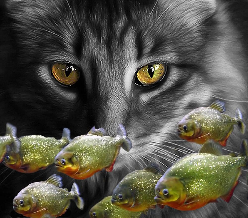 Snap+Fish by Carolyn  Fletcher