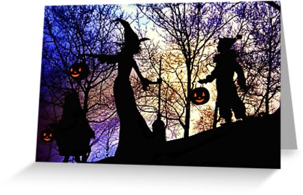 Trick or Treat by Grinch/R. Pross