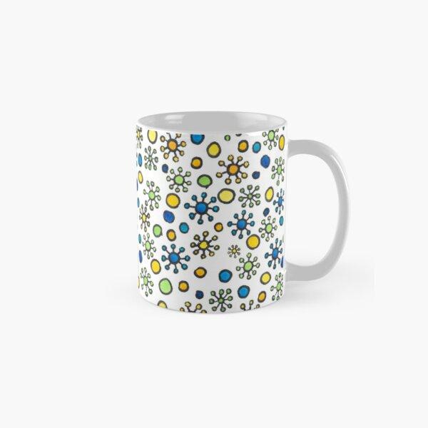 Watercolor pattern Classic Mug