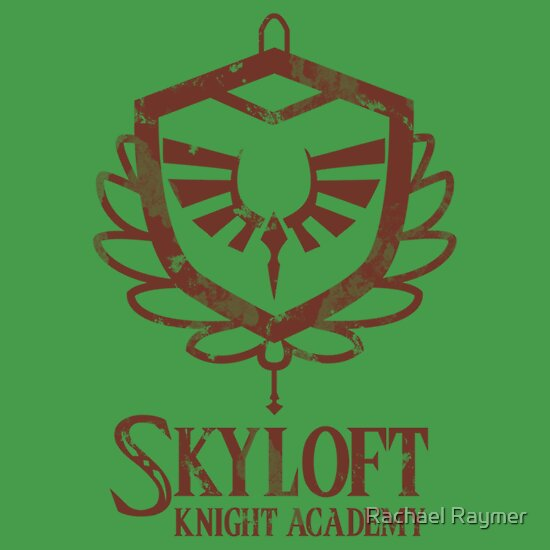 TShirtGifter presents: Skyloft Knight Academy