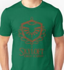 Camiseta unisex Skyloft Knight Academy