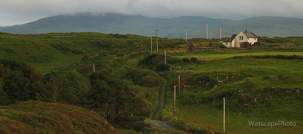 Rural Donegal by WatscapePhoto
