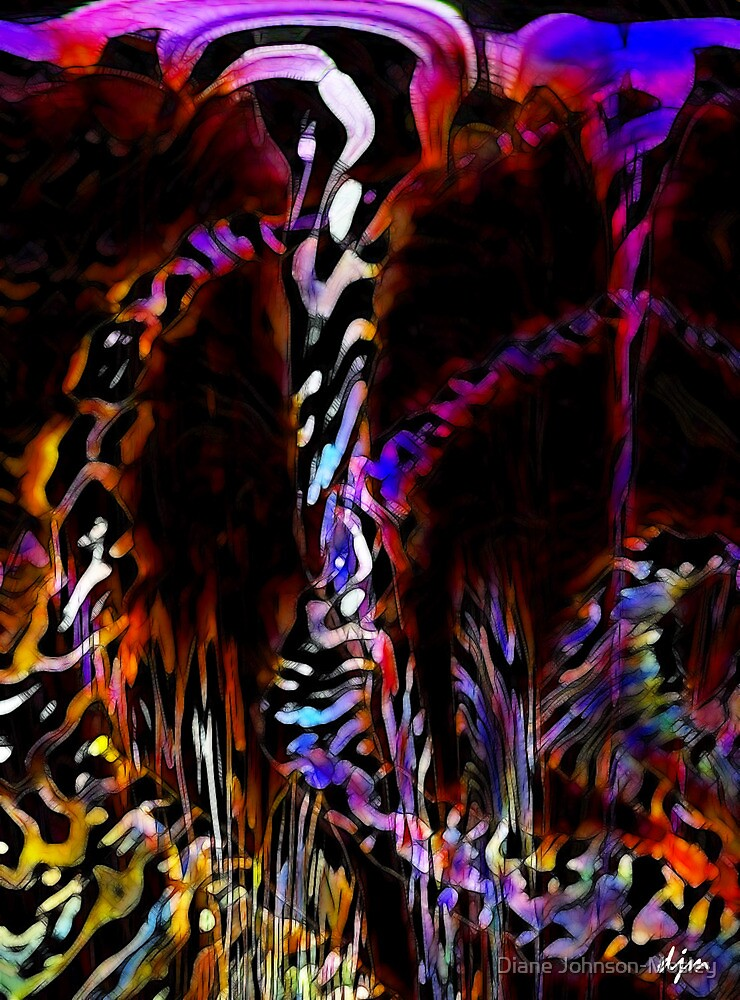 Piano Jazz by Diane Johnson-Mosley