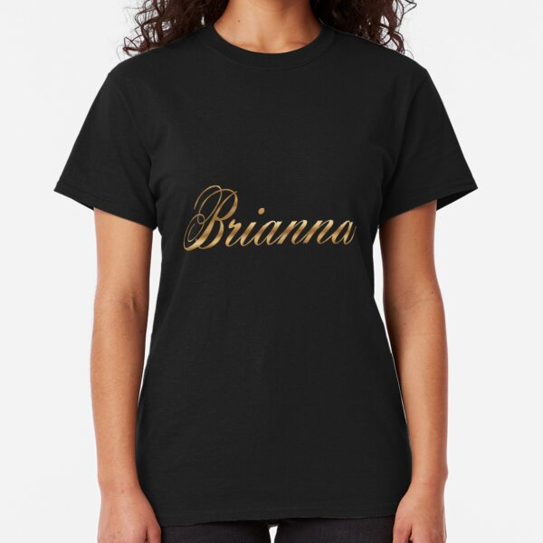 Vintage Style Breann Funny First Name Definition Adult T-Shirt